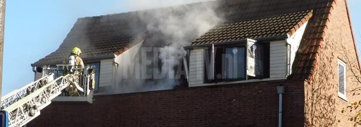 (Nederlands) Woningbrand Rotterdam